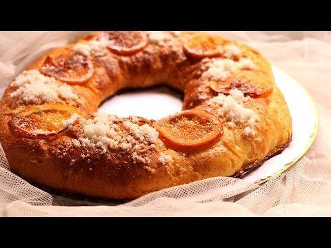 Roscón de Reyes sin Masa Madre (sin gluten y sin lácteos) con mix sin gluten de Gallo | Cocina SIN - YouTube