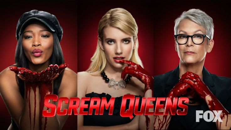 SCREAM QUEENS is a new genre-bending comedy-horror anthology series. The first installment in the new anthology series revolves around a college campus which is rocked by a series of murders.