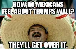 ❤ How do Mexicans feel about Trump's wall? They'll get over it.