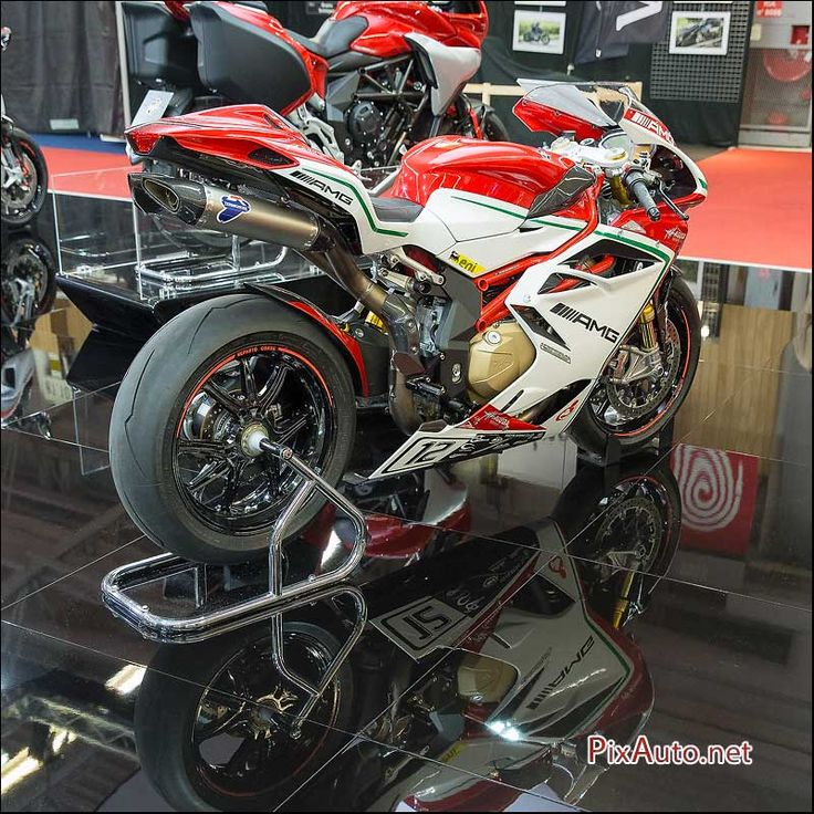MV-Agusta F4 RC AMG Version Kit Course