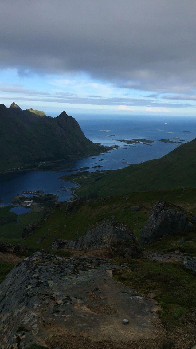 #rolvsfjorden #lofoten