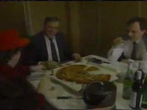 TV Nation - Bosnia Pizza Peace Talks A segment from Michael Moore's TV Nation (1994). Everyone knows there is a horrible situation in Bosnia as it is all over the news but no one really seems to understand exactly what the hell is going on over there. Michael visits the ambassadors of Croatia and Serbia to get together to eat pizza and try to work out a peace plan for the former Yugoslavia. This video is not meant to infringe on any copyrights but to share this amazing show of Moore's with…
