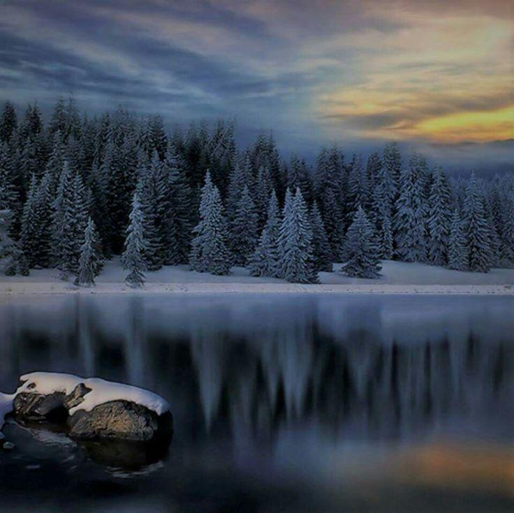 les 148 meilleures images du tableau la neige sur pinterest la neige flocons de neige et hiver. Black Bedroom Furniture Sets. Home Design Ideas