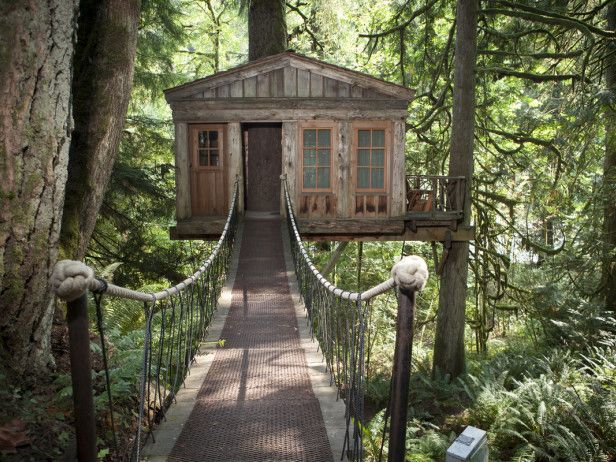 9 best travel treehouse hotels images on pinterest treehouse the first of several treehouse retreats created by pete nelson for his treehouse point resort in sisterspd
