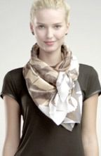 How to Tie a Scarf: 4 Scarves, 16 Ways