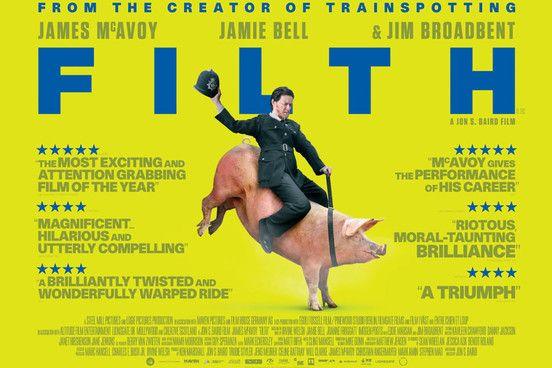 Filth   Stu Loves Film