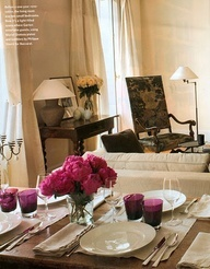 Purple u0026 White Party via The Simply Luxurious Life Ina Gartenu0027s Parisian Piedu2013au2013Terre & 34 best Entertaining images on Pinterest | Barefoot contessa Ina ...