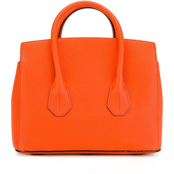 Best 25  Orange handbag ideas on Pinterest | Mini handbags ...