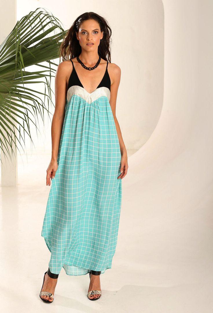 The Shanti Butterfly - Bright & The Beautiful Maxi Dress
