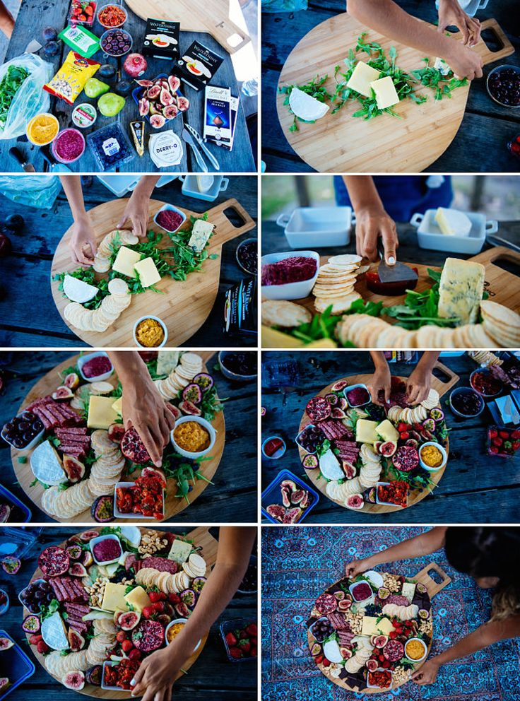 HOW TO CREATE A SERIOUSLY INSTAGRAMABLE PLATTER (a pair & a spare)