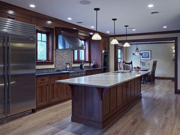 prairie Kitchen | Prairie Style Kitchen Design Ideas, Pictures, Remodel, and Decor