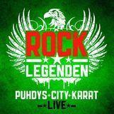 Rock Legenden Live [CD]