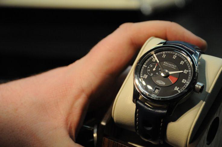 Bremont Jaguar watch #Bremont #Menswear