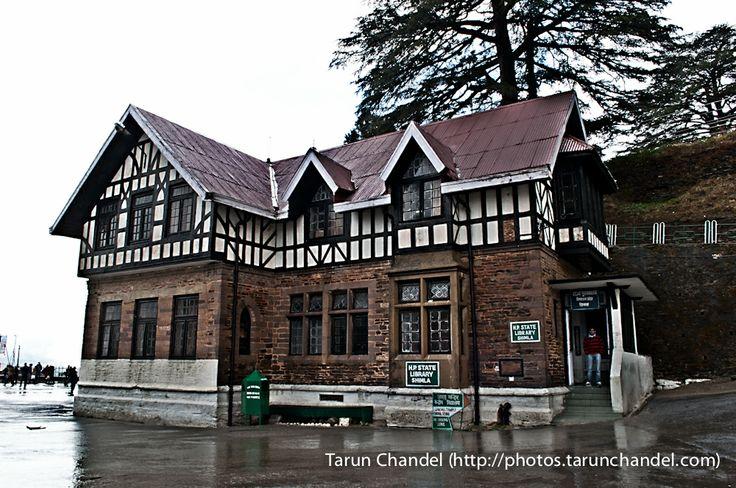 Library - Mall Road, Shimla