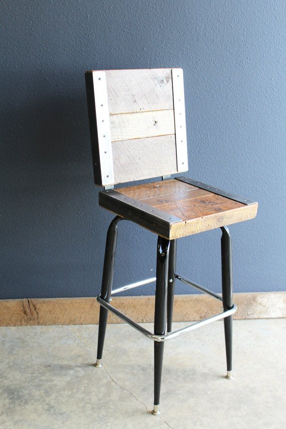 The 25 Best Stools With Backs Ideas On Pinterest Bar