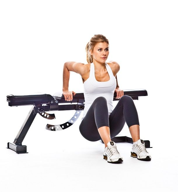 Bench Dips Workout Part - 21: Day 2 - Chest U0026 Triceps Workout Plan