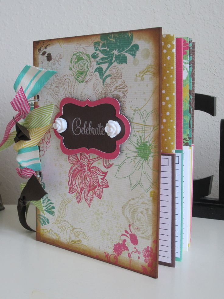 Perpetual Card Organizer - Free Calendar Template and a video on the blog too!