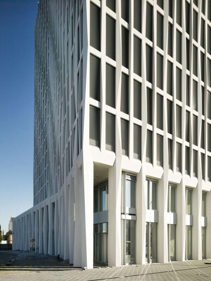 85 best column and base images on pinterest facades architecture and base - Gmur architekten ...