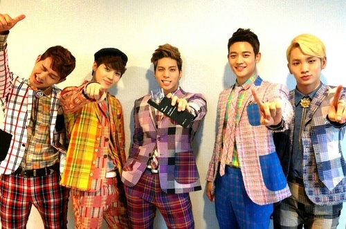 My SHINee World