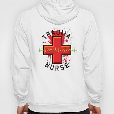 Trauma Nurse Hoody