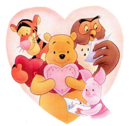 Imágenes para San Valentín de Disney