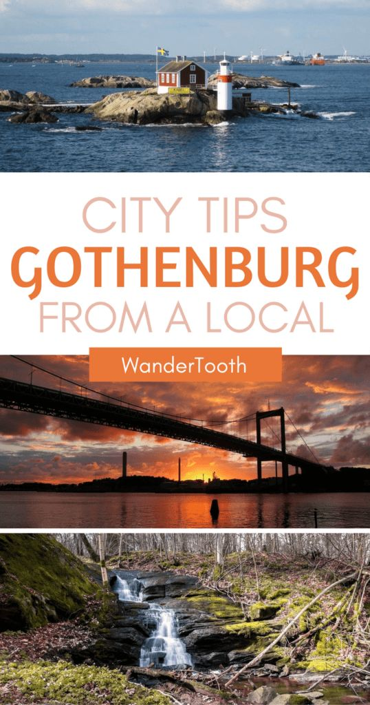 Things to Do in Gothenburg Sweden: Gothenburg Travel Tips from a Local