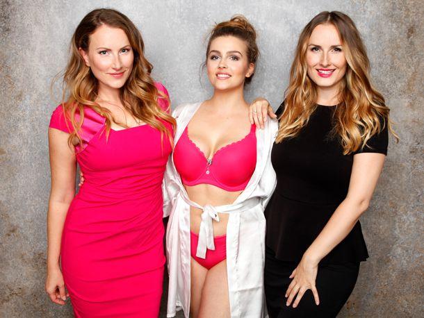 Das Dessous-Label SugarShape ist bekannt für besonders gut sitzende BHs und Dessous für große Brüste. Die SugarShape-Gründerinnen im Interview.
