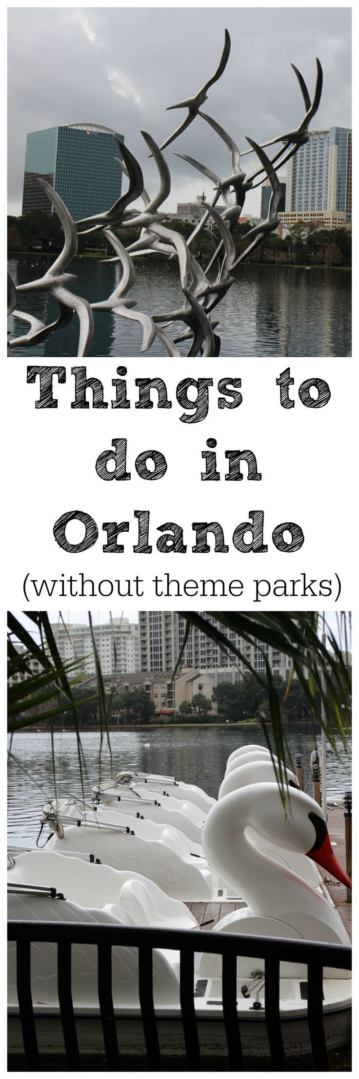Things to do in Orlando, Florida (that don't include theme parks): Lakes, gardens, stores, restaurants & more | cadryskitchen.com