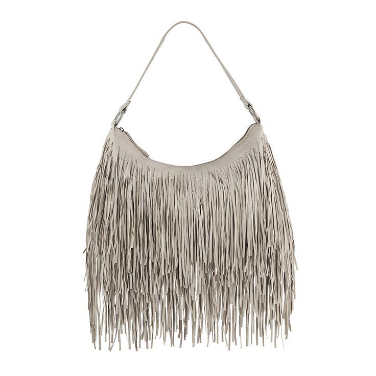 Fringes Large bag // 11606