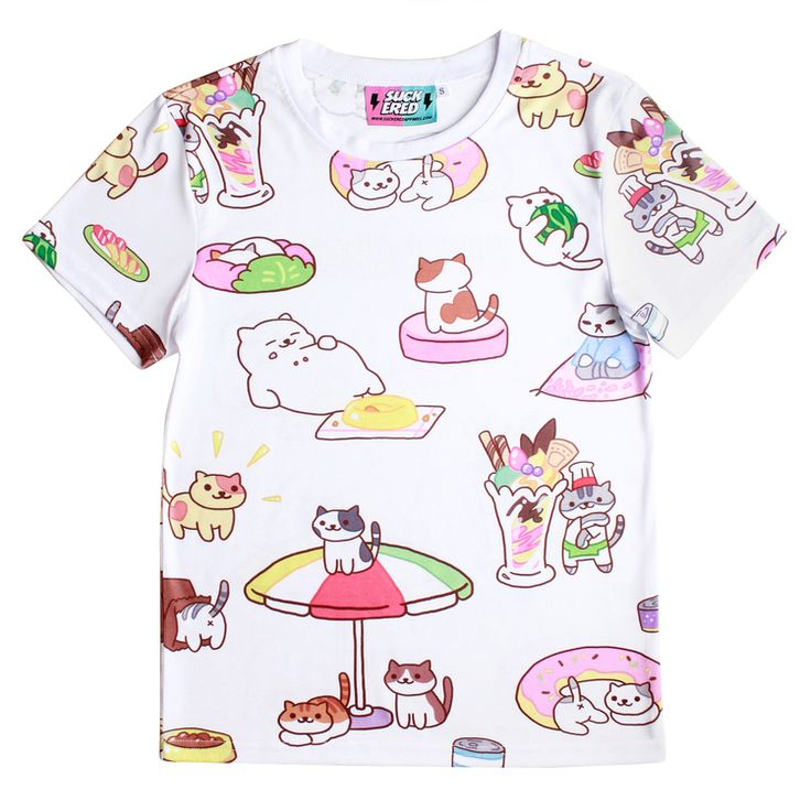 Neko Astume T-Shirt Front.jpg