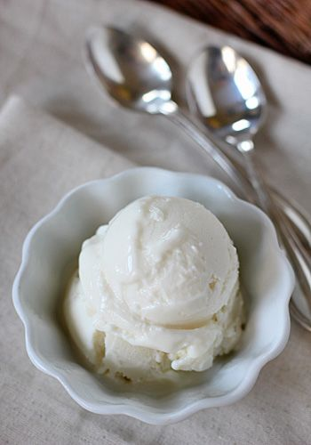 Galley Gourmet: Mrożony Jogurt waniliowy
