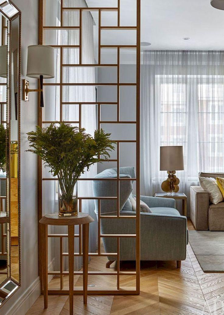 Die besten 25+ Raumtrennend Ideen auf Pinterest Haustür-design - offene kuche wohnzimmer abtrennen