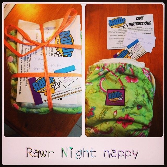 **Review** RAWR night nappy- Babymusthaves.net