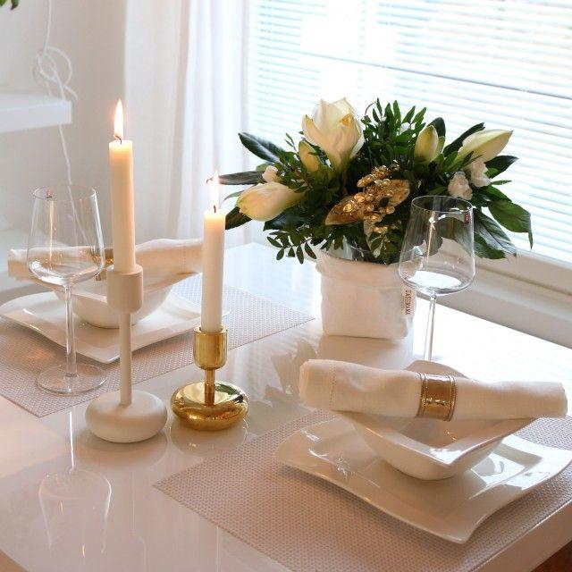 White & gold! <3
