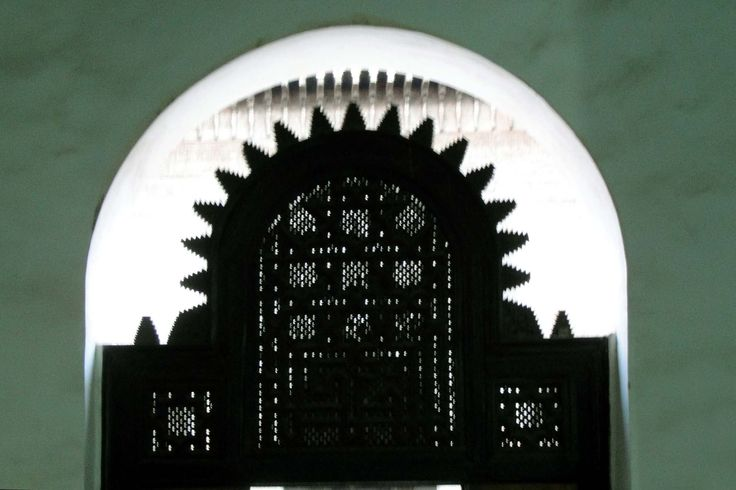 Marrakech 121118-1718 by Schoendy. Medersa Ben Youssef