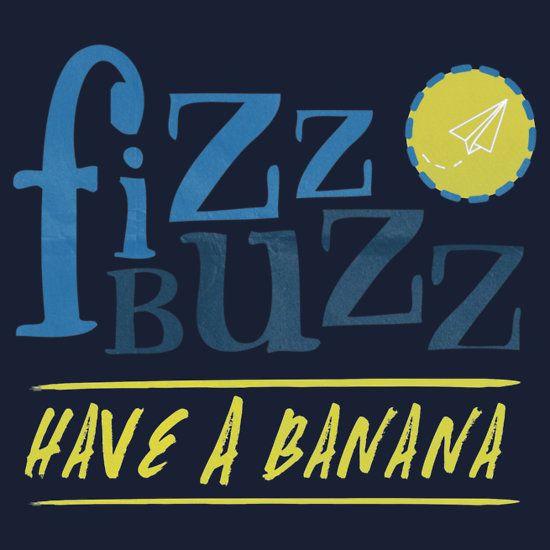Fizz Buzz! by devinleighbee  Cabin Pressure = Brilliant!