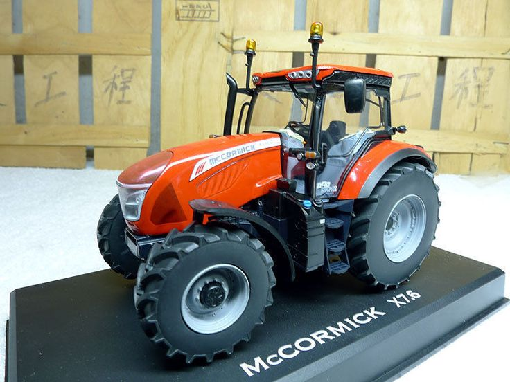 Keith McCormick X7.660 new tractor agricultural vehicle models REP  #Replicagri #KeithMcCormick