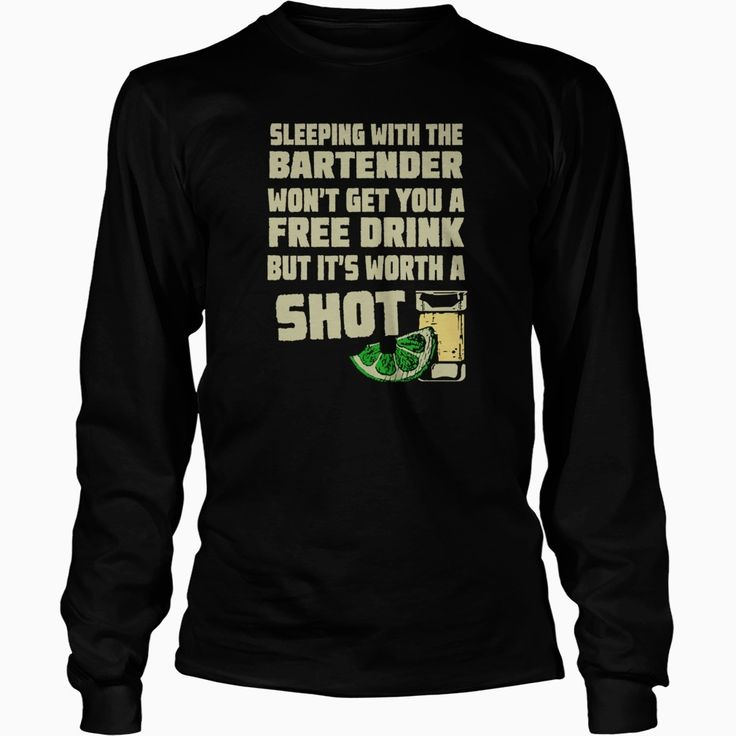 #Bartender T Shirt  Sleeping With The #Bartender Shirt, Order HERE ==> https://www.sunfrog.com/Drinking/115509831-468779302.html?89700, Please tag & share with your friends who would love it , #birthdaygifts #superbowl #jeepsafari   #entertainment #food #drink #gardening #geek #hair #beauty #health #fitness #history