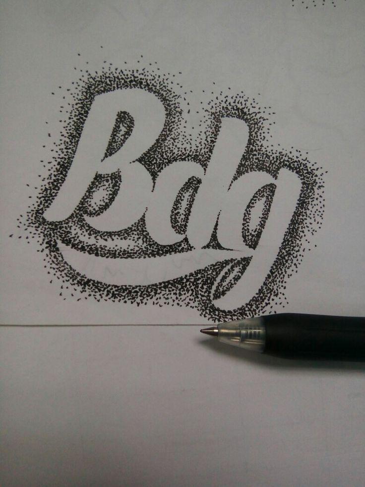 Bandung, West Java Indonesia #goodtype #lettering #handlettering #calligraphy #kaligrafi #sketch #design #logo #logotype #calligraffiti #moderncalligraphy #typematters #brushtype #typespire #typographyjakarta #typographybandung #typography #calligraphy