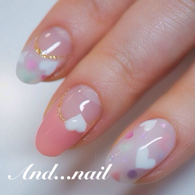 Lovely♡♡ #nailart