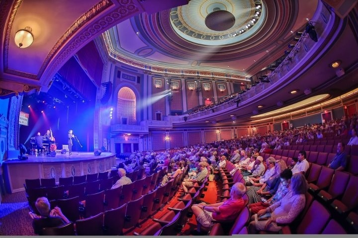 The Lerner Theater in Elkhart, IN. A great place to see a show!