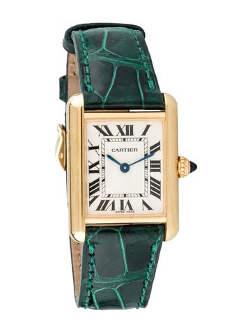 Cartier Tank Solo Small Watch