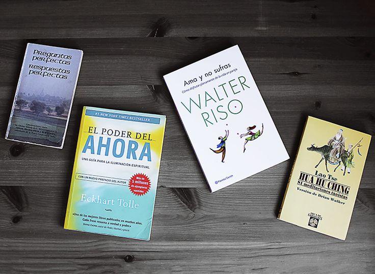 4 libros de psicología y espiritualidad que han marcado un antes y un después