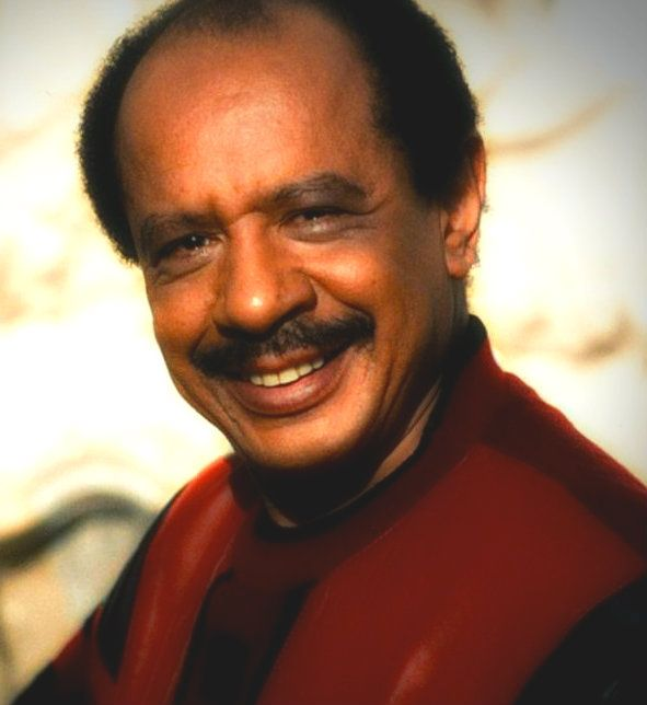 Sherman Hemsley (February 1, 1938 - July 24, 2012)  American actor, o.a. known from the series of 'The Jeffersons' and 'All in the Family'.