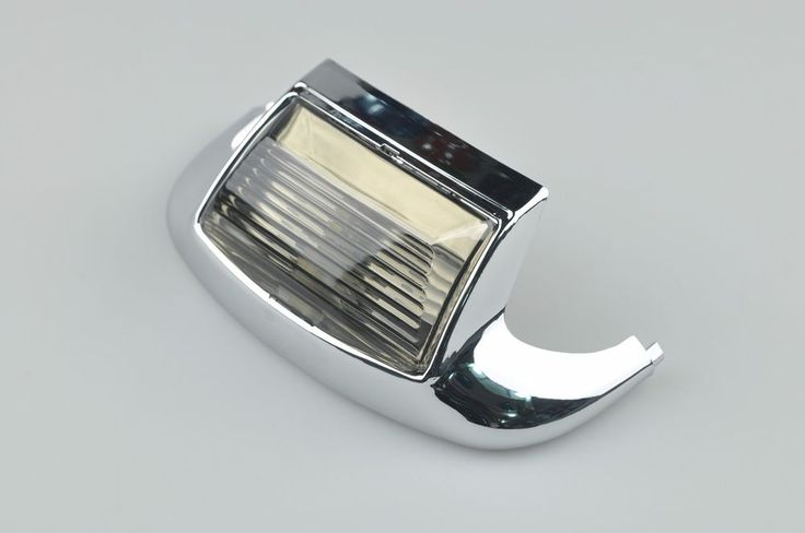 Front Fender Tip Light For Harley Ultra Classic Electra Glide Heritage Softail #Unbranded