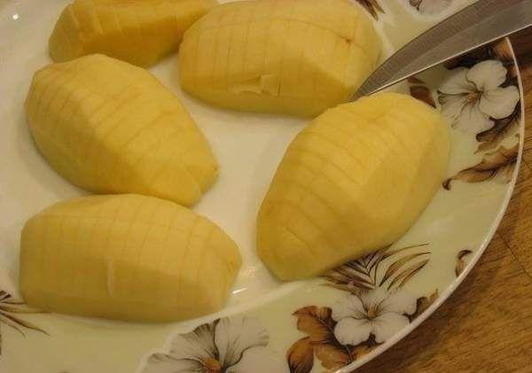 Такую картошку вы пробовали? Готовить легко и просто, а получается великолепно!