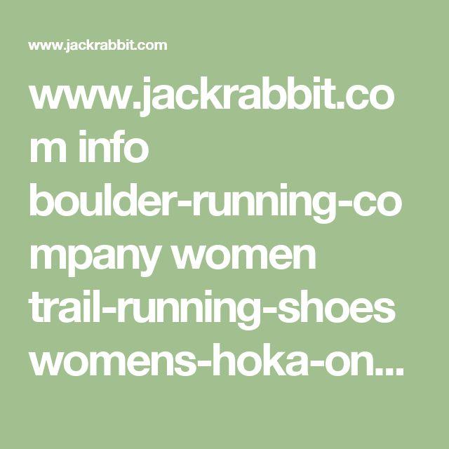 www.jackrabbit.com info boulder-running-company women trail-running-shoes womens-hoka-one-one-stinson-3-atr-trail-running-shoes-1008327.html