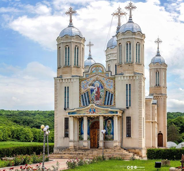 Octavian Serban: Sf. Andrei Monastery, Constanta Coutry...