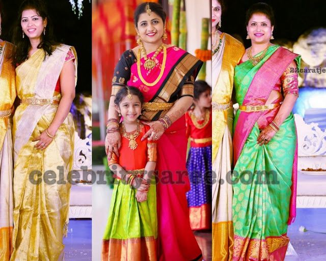 957 Best Images About Bridal Silk Sarees On Pinterest