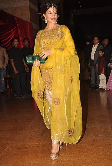 Jacqueline Fernandez in Anand Kabra